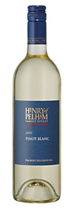 Henry Of Pelham Pinot Blanc 2010, VQA Short Hills Bench, Niagara Peninsula  Bottle