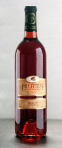 Pillitteri Merlot Bianco 2009 2009 Bottle
