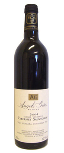 Angels Gate Cabernet Sauvignon 2004 2004 Bottle