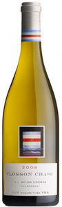 Closson Chase K.J. Watson Vineyard Chardonnay 2008, VQA Niagara River Bottle