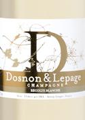 Dosnon & Lepage Brut Récolte Blanche Champagne, Ac Bottle