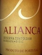 Aliança Bairrada Reserva 2008, Bairrada Bottle