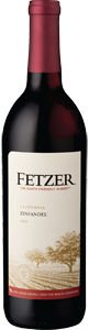 Fetzer Zinfandel 2009, California Bottle