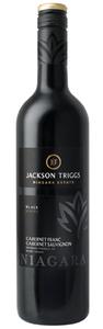 Jackson Triggs Black Series Cab Franc Cab Sauv. 2009, VQA Niagara Peninsula Bottle