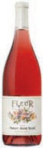 Fleur De California Pinot Noir Rosé 2010, North Coast Bottle