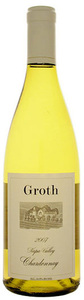 Groth Chardonnay 2008, Napa Valley Bottle