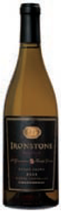 Ironstone Estate Grown Reserve Chardonnay 2009, Sierra Foothills Bottle