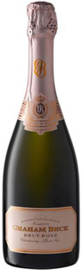Graham Beck Brut Rosé, Méthode Cap Classique, Wo Western Cape, South Africa Bottle