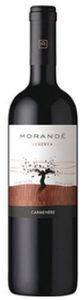 Morandé Reserva Carmenère 2009, Maipo Valley Bottle