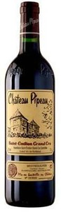 Château Pipeau 2007, Ac Saint émilion Grand Cru Bottle