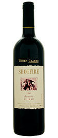 Thorn Clarke Shotfire Shiraz 2008, Barossa, South Australia Bottle