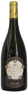 Cooper Mountain Reserve Pinot Noir 2008, Willamette Valley Bottle