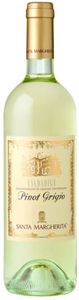 Santa Margherita Pinot Grigio 2010, Doc Valdadige (375ml) Bottle