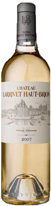 Château Larrivet Haut Brion Blanc 2007, Ac Pessac Léognan Bottle