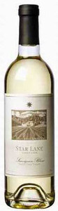Star Lane Vineyard Sauvignon Blanc 2008, Santa Ynez Valley Bottle