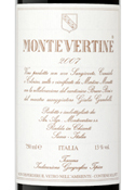 Montevertine 2007, Igt Toscana Bottle