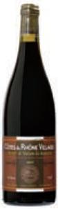 Éric Texier Vaison La Romaine Côtes De Rhône Villages 2007, Ac Bottle