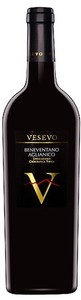 Vesevo Beneventano Aglianico 2008, Igt Campania Bottle