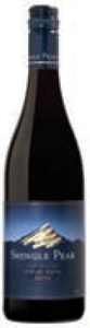 Shingle Peak Pinot Noir 2009, New Zealand Bottle
