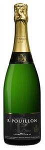 R. Pouillon & Fils Cuvée De Réserve Brut Champagne Bottle