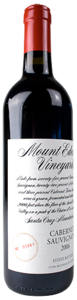 Mount Eden Estate Cabernet Sauvignon 2006, Santa Cruz Mountains Bottle