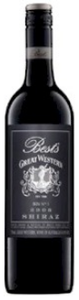 Best's Great Western Bin 1 Shiraz 2008, Grampians, Victoria Bottle