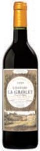 Château La Grolet 2009, Ac Côtes De Bourg Bottle