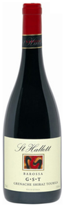 St. Hallett Gst Grenache/Shiraz/Touriga 2008, Barossa Valley, South Australia Bottle