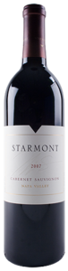 Starmont Cabernet Sauvignon 2007, Napa Valley Bottle