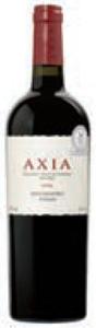 Axia Syrah/Xinomavro 2006, Florina Bottle