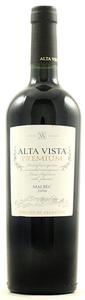 Alta Vista Premium Malbec 2008, Mendoza Bottle