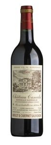 Chateau Canada Bordeaux Superieur 2007 Bottle