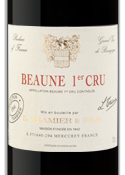 L. Tramier & Fils Beaune 1er Cru 2009, Ac, Tramier Collection Bottle