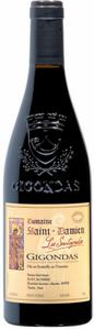 Domaine Saint Damien Les Souteyrades Gigondas 2009 Bottle