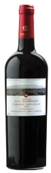 Domaine Jean Bousquet Cabernet Sauvignon 2008, Tupungato Valley, Mendoza, Made With Organically Grown Grapes, Estate Btld. Bottle