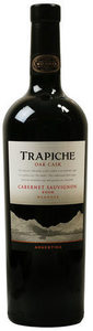 Trapiche Cabernet Sauvignon Reserve 2009, Mendoza Bottle