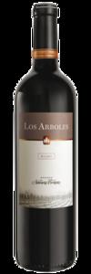 Navarro Correas Los Arboles Malbec 2010, Mendoza Bottle