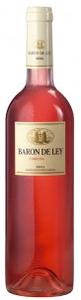 Baron De Ley Rosado 2010, Doca Rioja Bottle