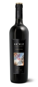 Nk'mip Me'r'iym 2008, Okanagan Valley 2008 Bottle
