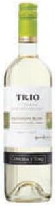 Trio Reserva Sauvignon Blanc 2010, Casablanca/Rapel/Limarí Valleys Bottle