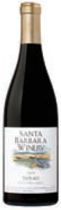 Santa Barbara Winery Syrah 2009, Santa Ynez Valley, Santa Barbara County Bottle