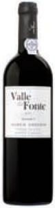 Valle Da Fonte Reserva Touriga Nacional 2001, Doc Douro Bottle