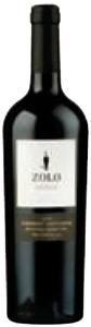 Zolo Reserve Cabernet Sauvignon 2006, Mendoza Bottle