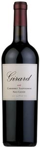 Girard Cabernet Sauvignon 2008, Napa Valley Bottle