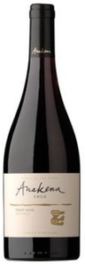 Anakena Single Vineyard Pinot Noir 2009, Leyda Valley Bottle