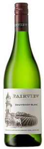 Fairview Sauvignon Blanc 2010, Wo Paarl Bottle