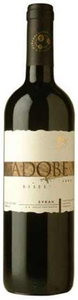 Emiliana Adobe Reserva Syrah 2009, Rapel Valley Bottle