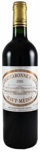 Château Caronne Ste. Gemme 2006, Ac Haut Médoc Bottle