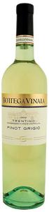 Bottega Vinaia Pinot Grigio 2010, Doc Trentino Bottle