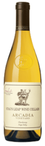Stag's Leap Wine Cellars Arcadia Chardonnay 2007, Napa Valley Bottle